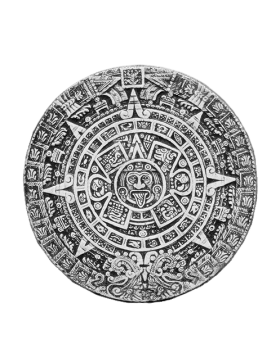 THE AZTEC CALENDAR (small)